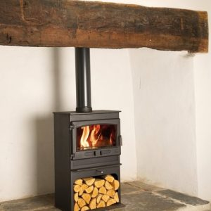 Dean Clearburn Croft Small with Logstove